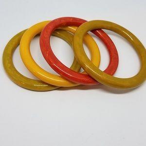 Jewelry - Vintage Bakelite Bracelets
